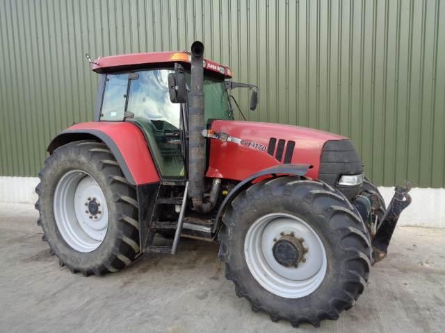 Case IH CVX 1170 50k vario tractor