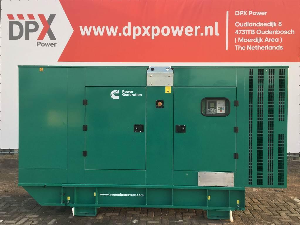 Cummins C250 D5 - 250 kVA Generator - DPX-18513, Diesel generatoren, Bouw