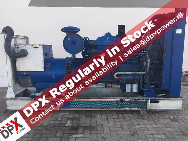 Perkins 2006 Generatorset, Diesel generatoren, Bouw