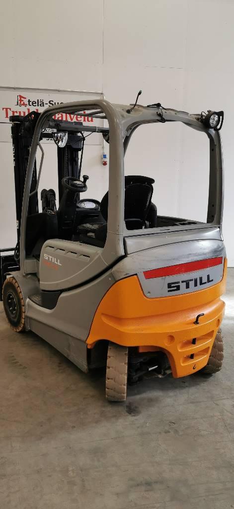 Still RX60-25, Sähkötrukit, Materiaalinkäsittely
