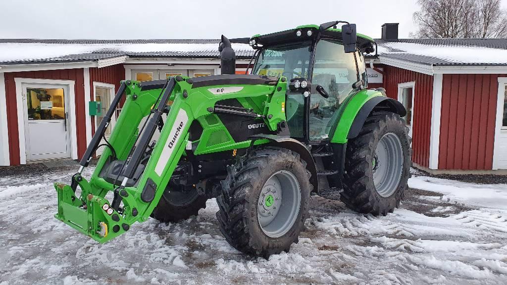 Deutz-Fahr 6140 TTV, Traktorer, Lantbruk