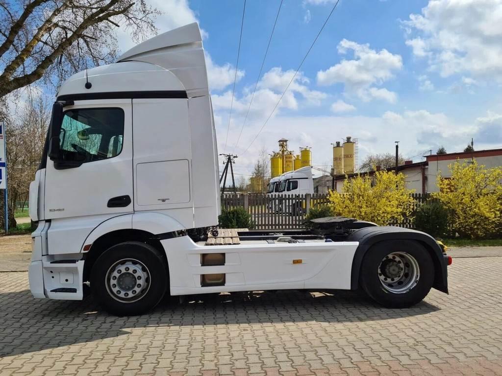 Mercedes-Benz ACTROS 18.48 LS MP4, Ciągniki siodłowe, Transport