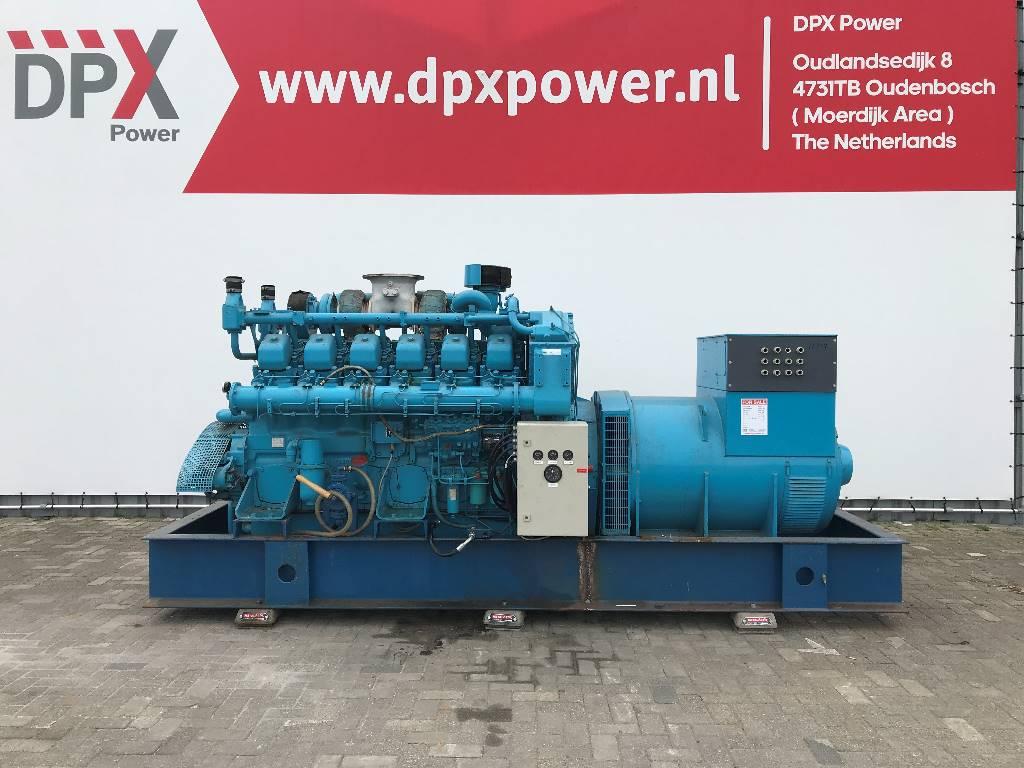 Mitsubishi S12NPTA - 715 kVA Generator - DPX-11719, Diesel generatoren, Bouw