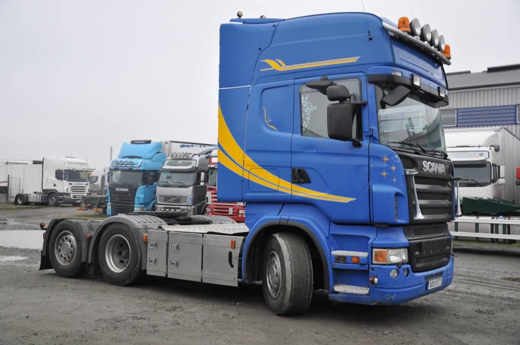 Scania R500LA6X2MNA ( Analog ), Dragbilar, Transportfordon