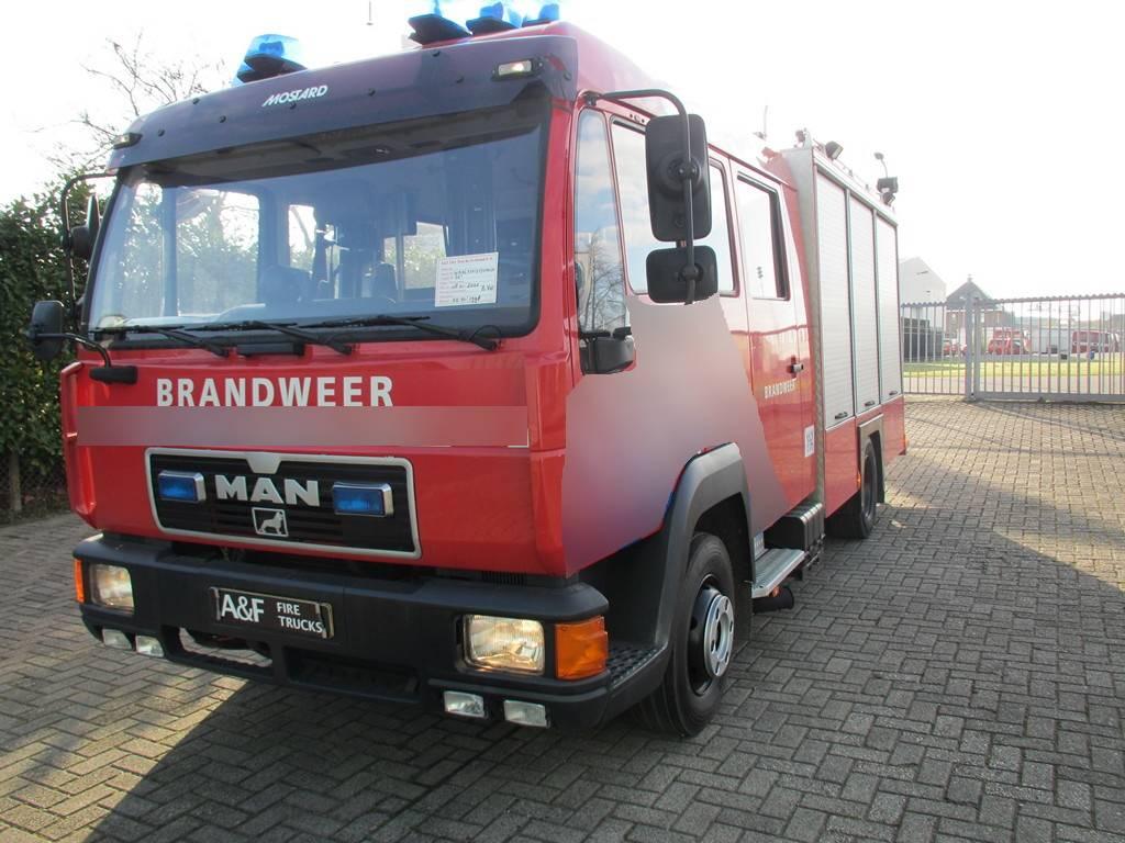 MAN 12-224 Godiva, Fire trucks, Transportation