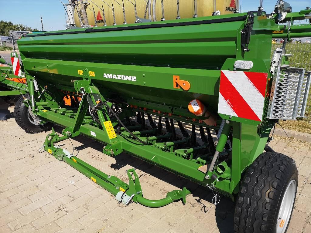 Amazone D9-40 Super, Külvikud, Põllumajandus