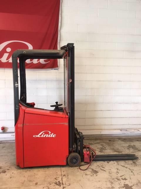 Linde E10/334, Electric forklift trucks, Material Handling
