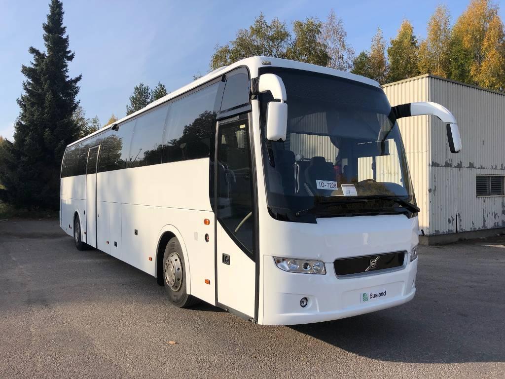 Volvo 9700H, Kaugsõidubussid, Transport