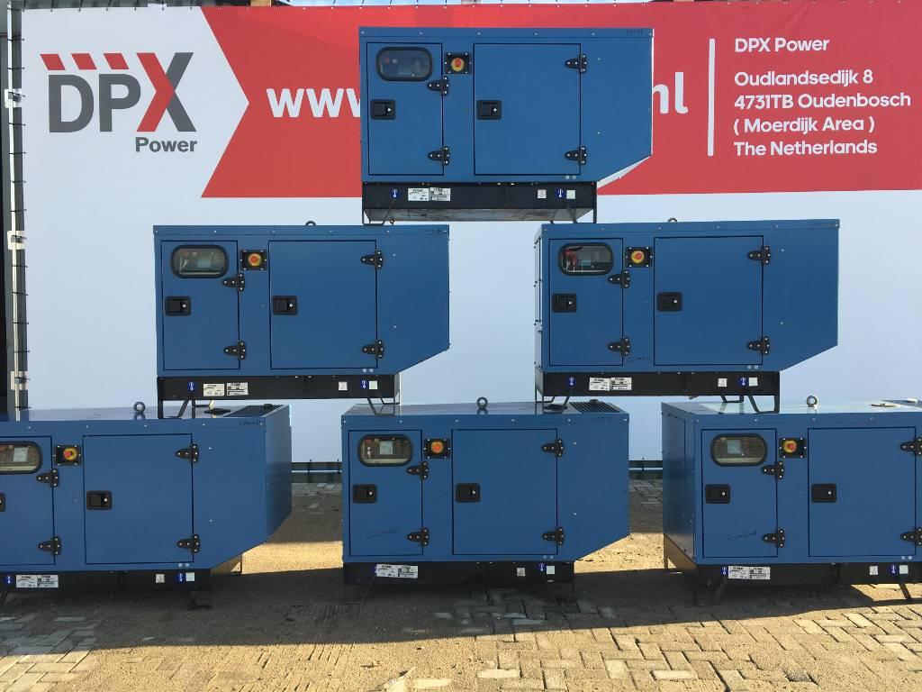Sdmo V550 - 550 kVA Generator - DPX-17205, Diesel generatoren, Bouw