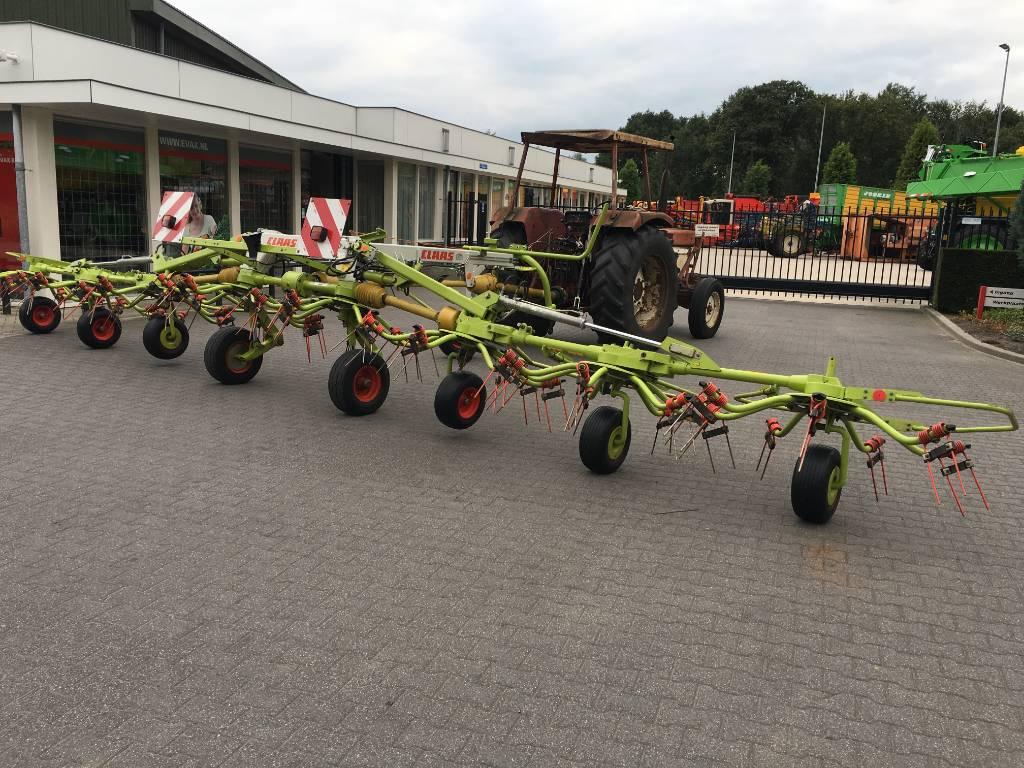 CLAAS Volto 1050 T, Harkkeerders en schudders, Landbouw
