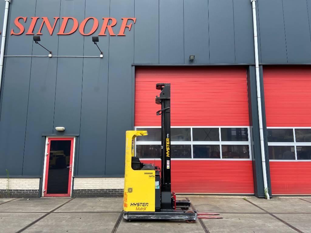 Hyster R 1.4 H 1400kg 8,5m Reachtruck / heftruck, Reachtruck voor hoog niveau, Laden en lossen