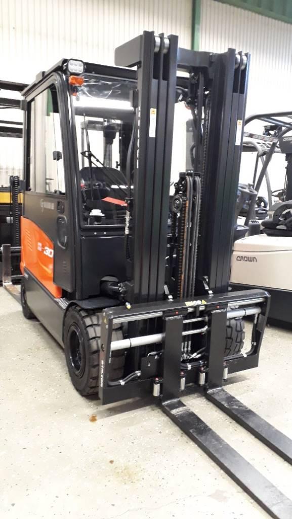 Doosan B30X-7 3000 kg HYRA/LEASING/KÖP, Elmotviktstruckar, Materialhantering