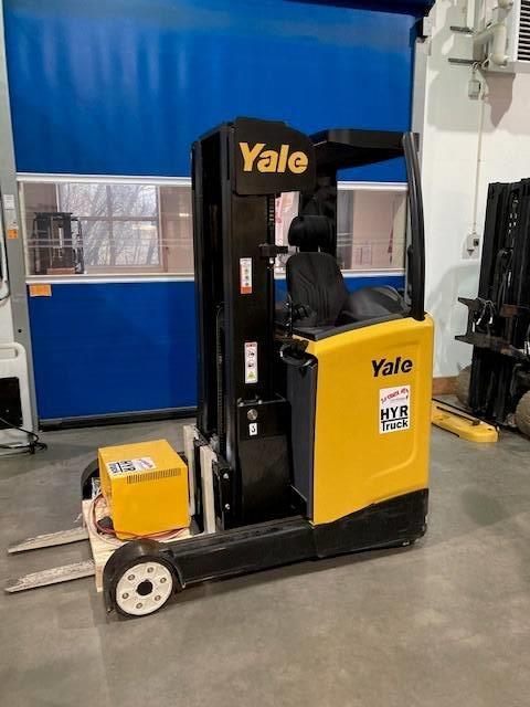Yale MR14H, Reach Trucks, Material Handling