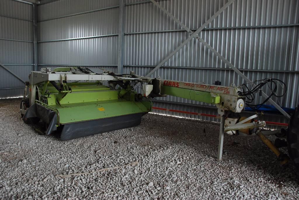 CLAAS Disco 3050 TRC AS Plus, Muljurniidukid, Põllumajandus