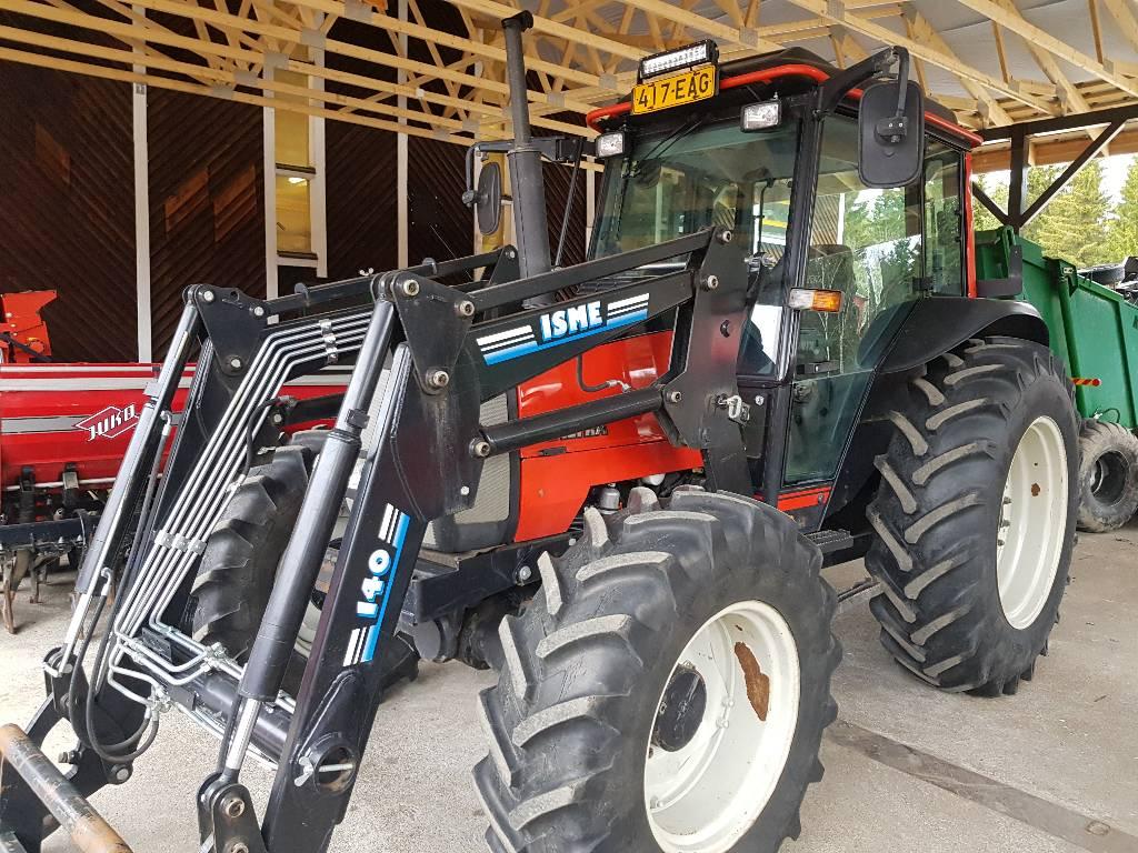 Valtra A75, Traktorit, Maatalous