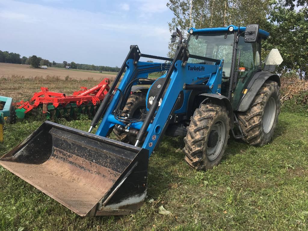 Landini Powerfarm 95, Tractors, Agriculture