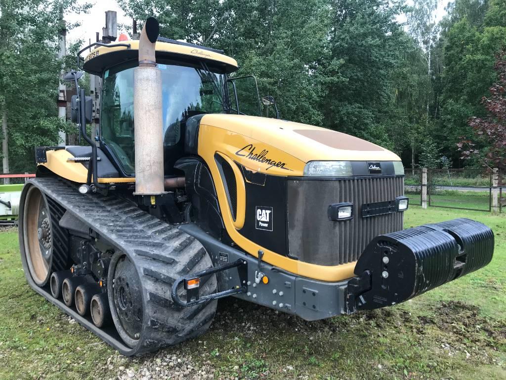 Challenger MT 875 B, Tractors, Agriculture