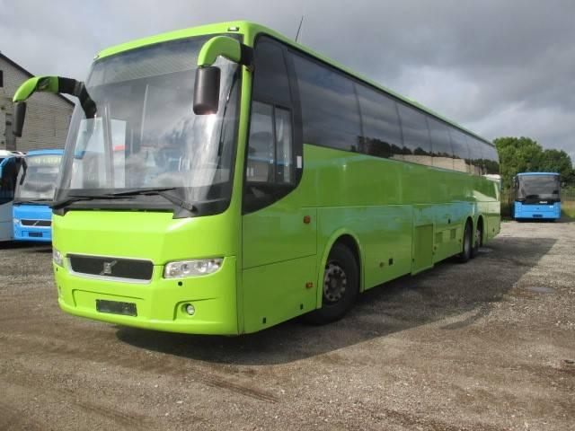 Volvo 9700H B12M, Linnadevahelised bussid, Transport