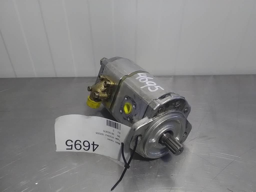 Haldex WQ09A2 - Volvo L 30 B-Z / X - Gearpump