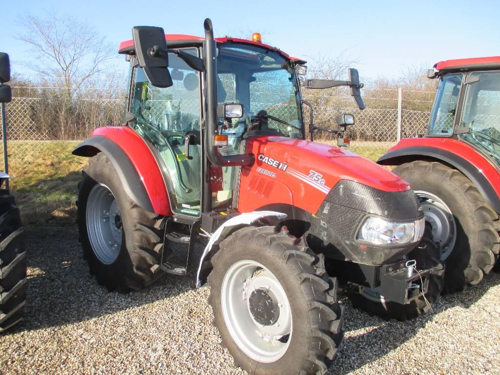 Case IH Farmall 75 C, Traktorer, Landbrug