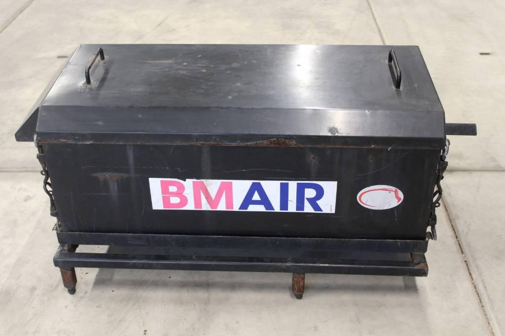 BM AIR Cabin Clean Air Filterbox, Cabine, Bouw