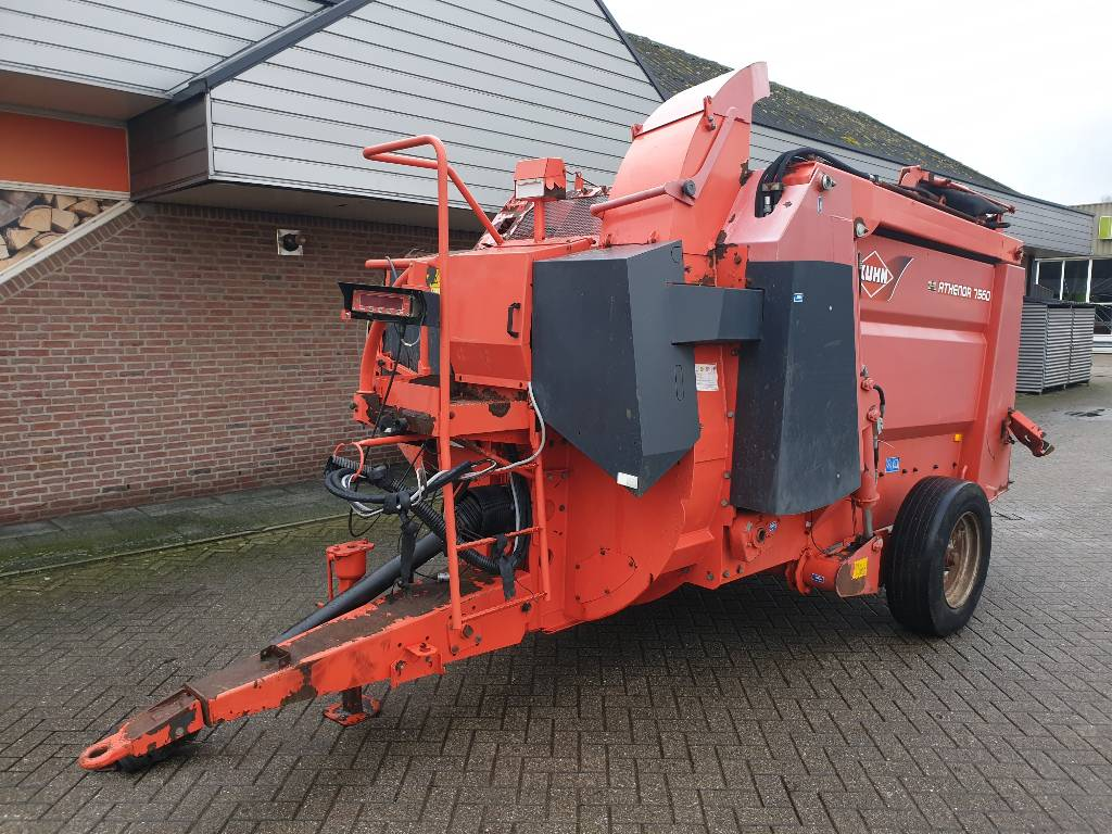 Kuhn Athenor 7560, Other livestock machinery and accessories, Agriculture