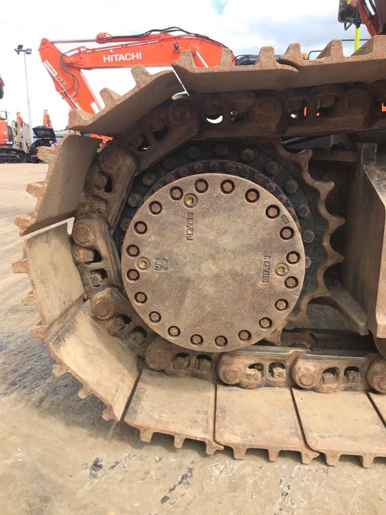 Hitachi ZX350LC-6, Crawler Excavators, Construction Equipment
