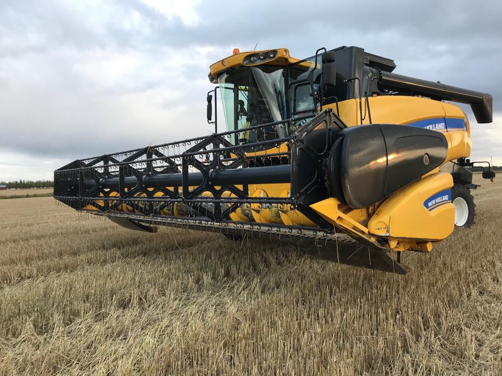 New Holland CX 6090 RS, Leikkuupuimurit, Maatalous