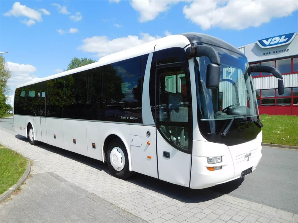 MAN Lions Regio, Intercity, Vehicles
