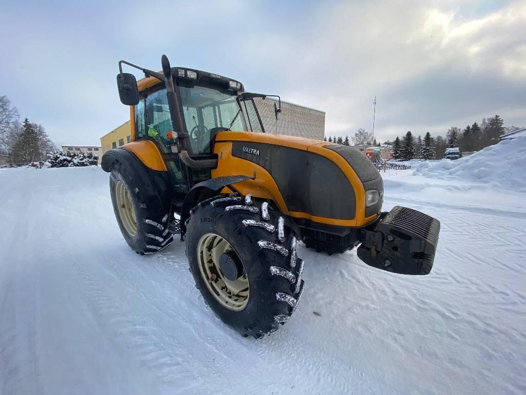 Valtra T150, Traktorid, Põllumajandus