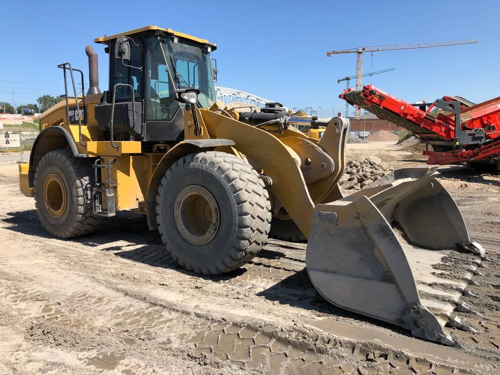 Caterpillar 950 GC  (2pc), Wheel loaders, Construction