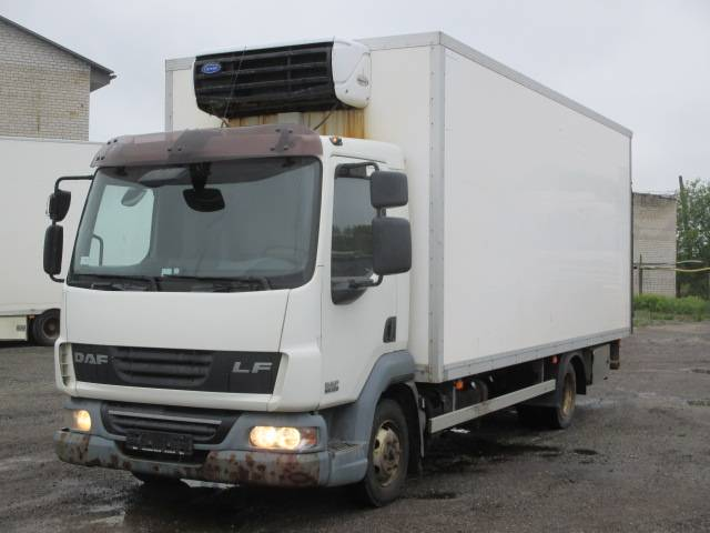 DAF FA45.180 E08 CARRIER XARIOS 500, Reefer Trucks, Trucks and Trailers