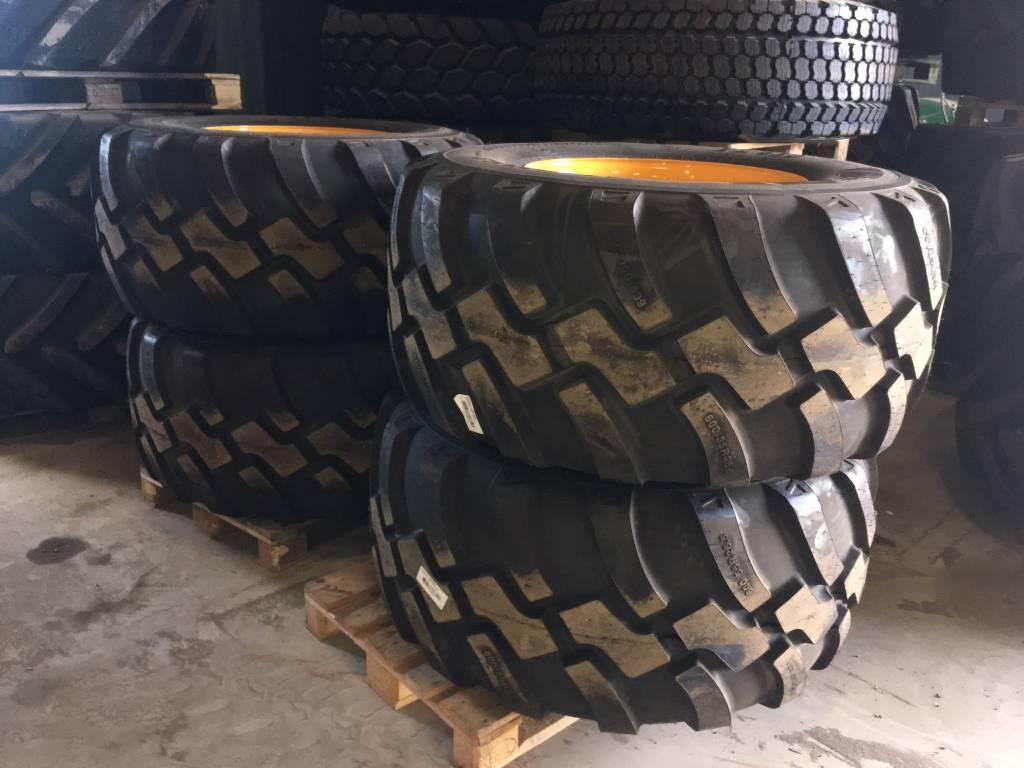 [Other] Ny twinhjul till Volvo L70D, 600/55R26,5, Däck, hjul och fälgar, Entreprenad