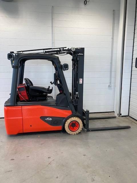 Linde E20L/386, Electric forklift trucks, Material Handling