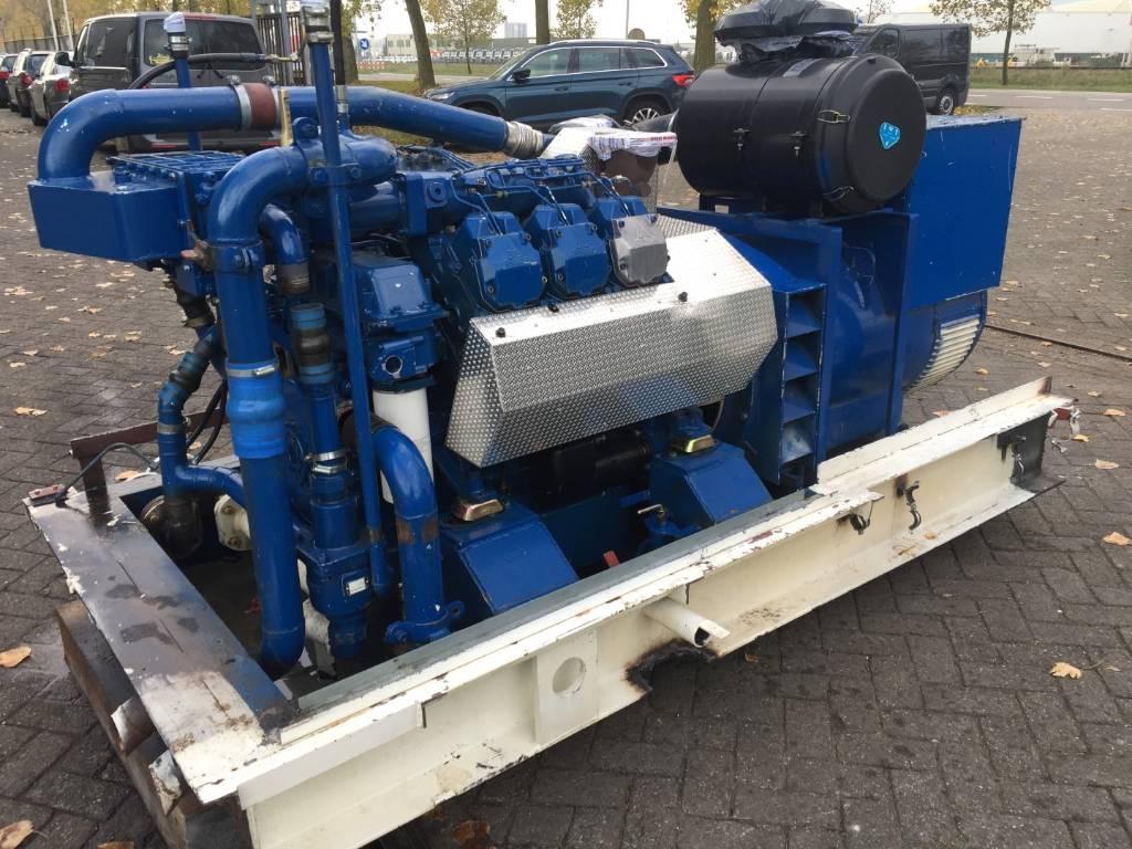 Deutz BF6M 1015C - Marine Generator Set - 390 kVa -  DPH, Marine auxiliary engines, Construction