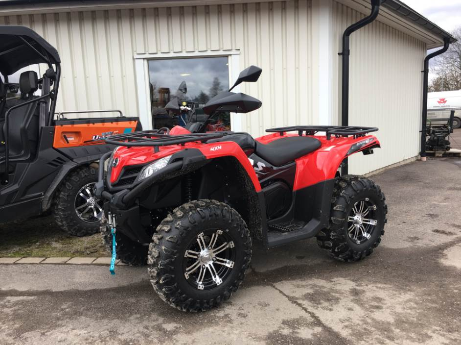used cf moto c force 520 terr ng reg atvs year 2017 price 5 494 for sale mascus usa