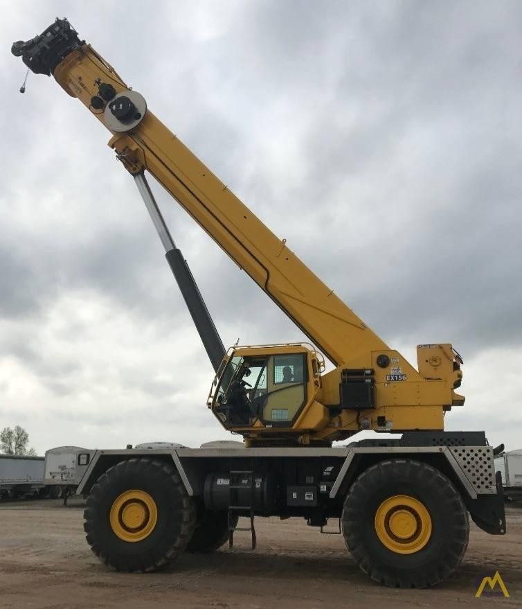 Grove RT130E-2, Crane Parts and Equipment, Construction Equipment