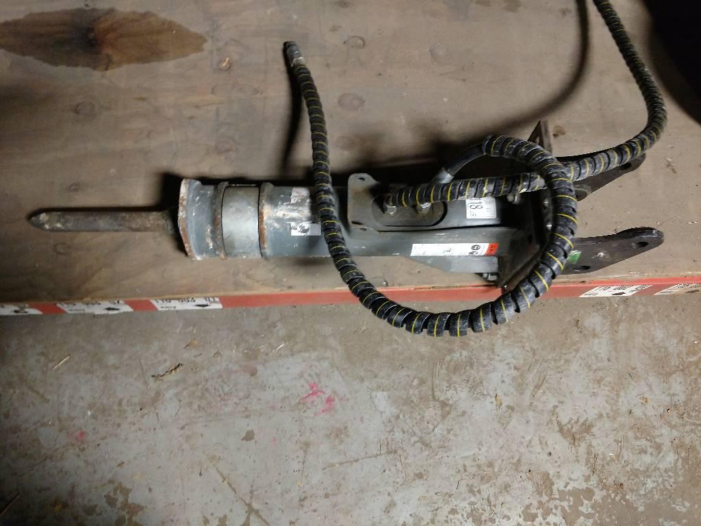 Wacker Neuson NE6, Wheel Excavator Attachments, Products
