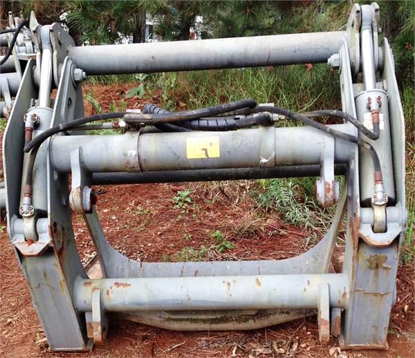 Volvo WLO-WLA82192, Grapples, Construction Equipment