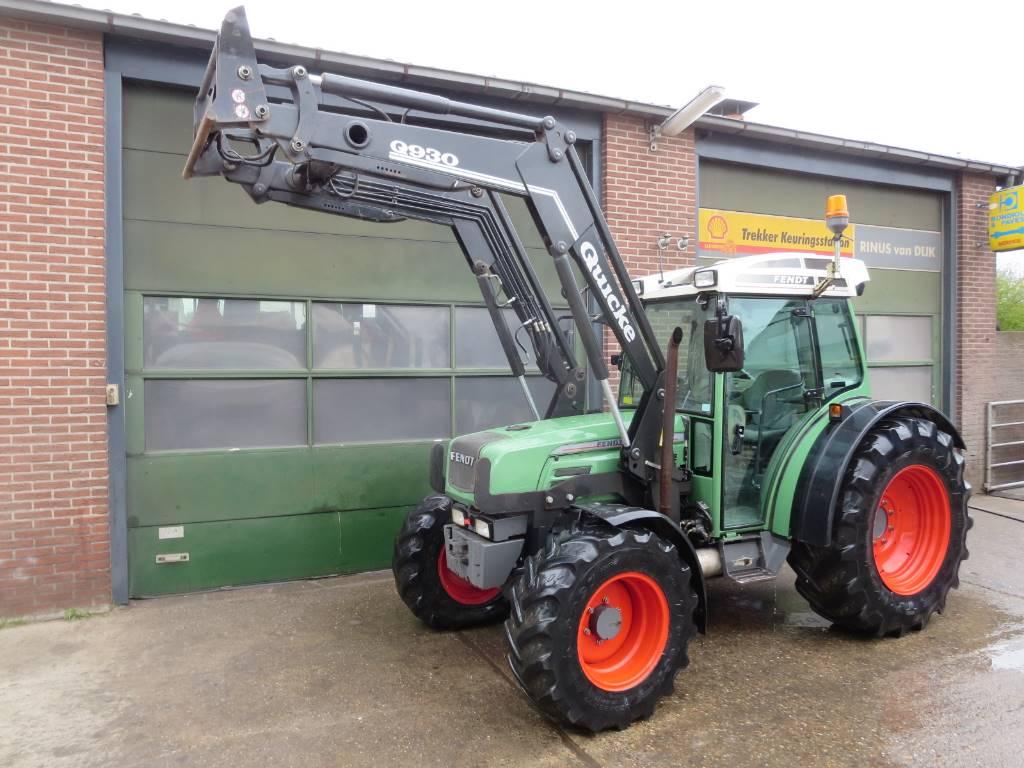 Fendt 208s, Tractoren, Landbouw