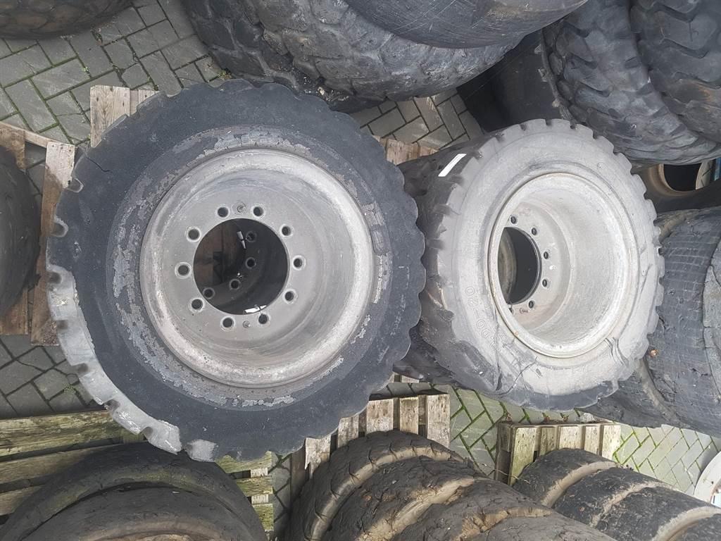 Solideal Bagger - Sennebogen - 10.00-20 - Tyre/Reifen/Band