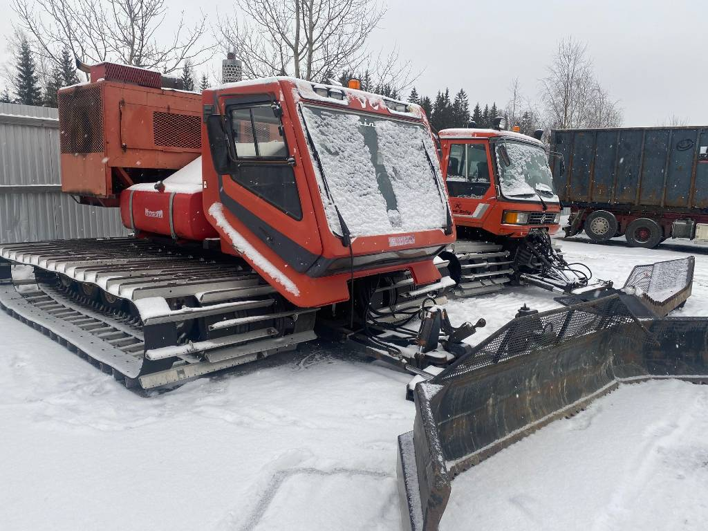 Prinoth (Generator) T4, Tråkkemaskiner, Landbruk