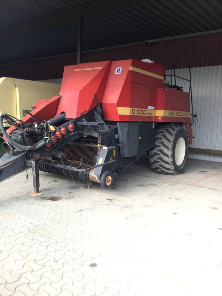 New Holland D1010, Fyrkantspressar, Lantbruk