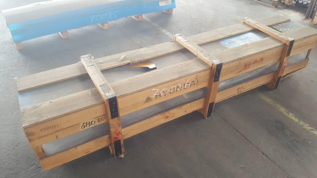 Hyundai Boom Cylinder LH - Robex 320 LC-7, 31N9-50112, Hydraulics, Construction