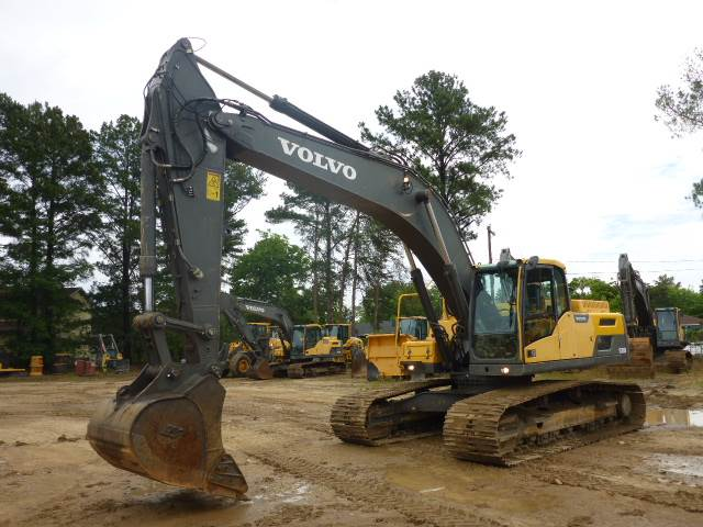 Volvo EC300DL, Wheel Loaders, Construction Equipment