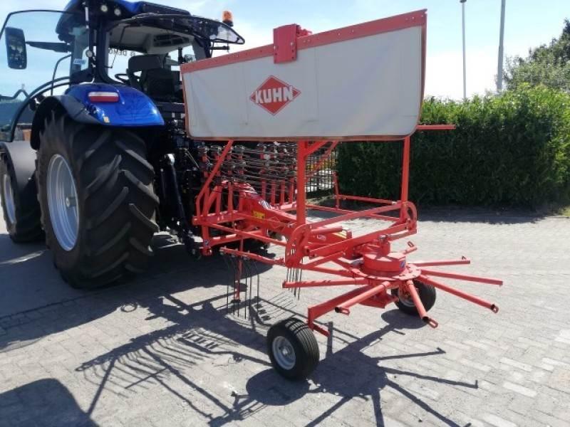 Kuhn GA350GM, Schudders, Landbouw