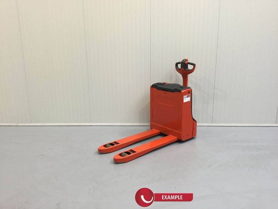 Linde T18 1152 Serie, Low lifter, Material Handling