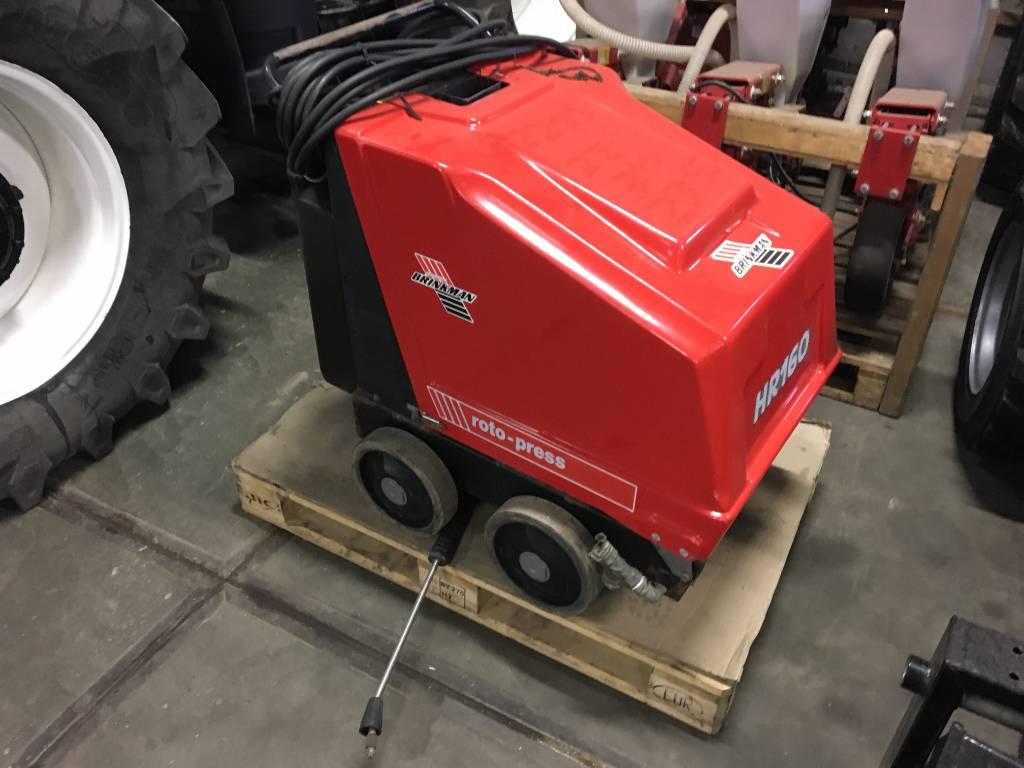 brinkmann HR160, Overige terreinbeheermachines, Terreinbeheer