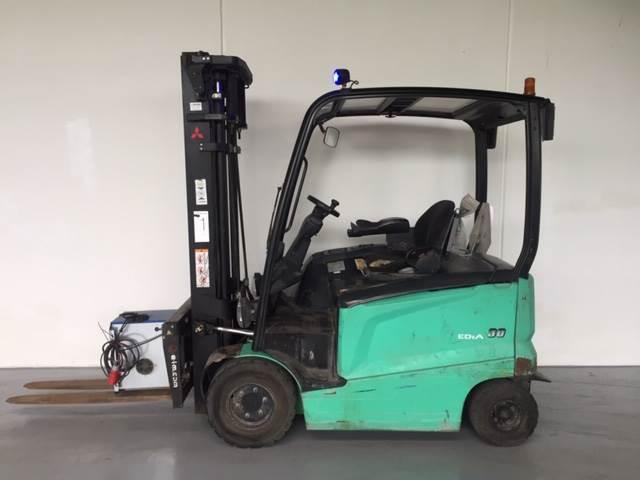 Mitsubishi FB30CN-80E, Electric forklift trucks, Material Handling