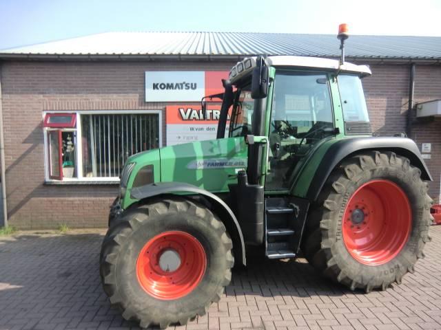 Fendt 412, Tractoren, Landbouw